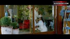 5. Ana De Armas Shows Breasts and Ass – Knock Knock
