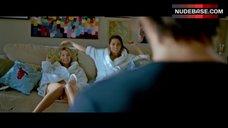 8. Ana De Armas Shows Breasts and Ass – Knock Knock