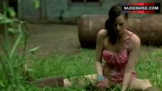 8. Lisa Blount Nude in Bath Tub – Chrystal