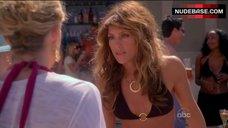 Jennifer Esposito Hot in Bikini – Samantha Who?