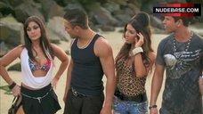 Alex Mauriello Hot Scene – Jersey Shore Shark Attack