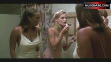 2. Tyra Banks Erect Nipples – Love Stinks