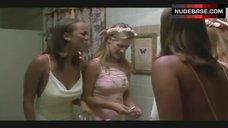 3. Tyra Banks Erect Nipples – Love Stinks