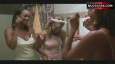 5. Tyra Banks Erect Nipples – Love Stinks