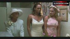 9. Tyra Banks Erect Nipples – Love Stinks