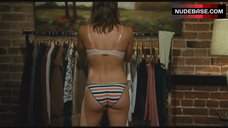 Jessica Biel Hot in Bra and Panties – I Now Pronounce You Chuck And Larry