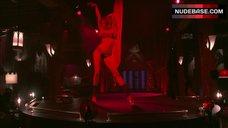 6. Jessica Biel Dancing Striptease – Powder Blue
