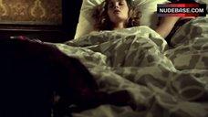 Tatiana Maslany Lingerie Scene – Orphan Black