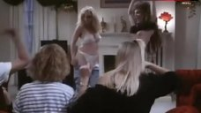 1. Maria Ford Shows Nude Tits – Slumber Party Massacre Iii