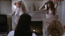 9. Maria Ford Shows Nude Tits – Slumber Party Massacre Iii