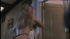 2. Maria Ford Topless Fight – Angel Of Destruction