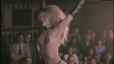 2. Maria Ford Topless Striptease – Angel Of Destruction