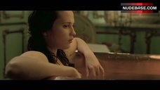 Alicia Vikander Nipple Slip – A Royal Affair
