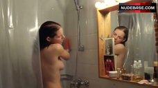 3. Yvonne Catterfeld Shows Tits in Shower – Schatten Der Gerechtigkeit