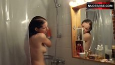 Yvonne Catterfeld Shows Tits in Shower – Schatten Der Gerechtigkeit