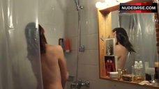 6. Yvonne Catterfeld Shows Tits in Shower – Schatten Der Gerechtigkeit