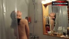 7. Yvonne Catterfeld Shows Tits in Shower – Schatten Der Gerechtigkeit
