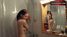 8. Yvonne Catterfeld Shows Tits in Shower – Schatten Der Gerechtigkeit