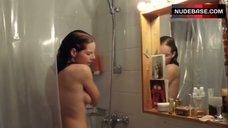 9. Yvonne Catterfeld Shows Tits in Shower – Schatten Der Gerechtigkeit