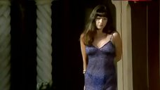 Lisa Boyle Sexy in See-Through Nightie – The Last Marshal