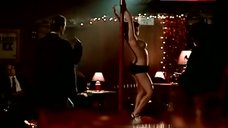 Lisa Boyle Topless Pole Dance – Let The Devil Wear Black