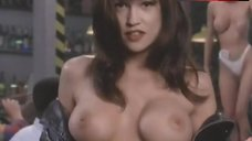 Lisa Boyle Exposed Breasts – Midnight Tease