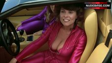 Adrienne Barbeau Hot Scene – The Cannonball Run