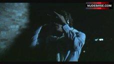2. Lana Clarkson Lingerie Scene – Blind Date