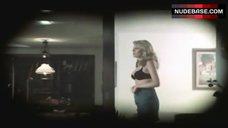 3. Lana Clarkson Lingerie Scene – Blind Date