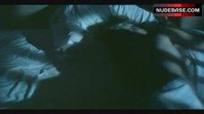 9. Lana Clarkson Boobs Scene – Blind Date