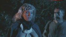4. Lana Clarkson Tits Scene – Deathstalker
