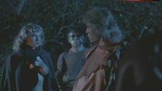 6. Lana Clarkson Tits Scene – Deathstalker