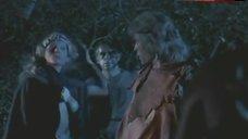7. Lana Clarkson Tits Scene – Deathstalker