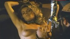 Lana Clarkson Topless in Thong – Barbarian Queen
