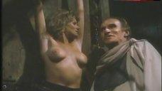 9. Lana Clarkson Topless Scene – Barbarian Queen Ii