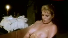 3. Lana Clarkson Naked in Buth Tub The Haunting Of Morella