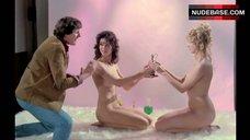 Gabrielle Drake Shows Tits, Butt and Bush – Au Pair Girls