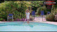1. Jewel Shepard Topless near Pool – Mission: Killfast