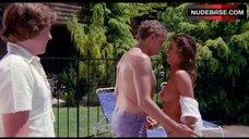 10. Jewel Shepard Topless near Pool – Mission: Killfast