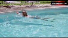 2. Jewel Shepard Topless near Pool – Mission: Killfast