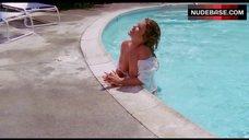 3. Jewel Shepard Topless near Pool – Mission: Killfast