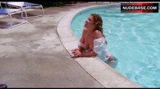 4. Jewel Shepard Topless near Pool – Mission: Killfast