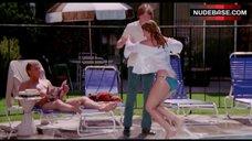 5. Jewel Shepard Topless near Pool – Mission: Killfast