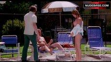6. Jewel Shepard Topless near Pool – Mission: Killfast