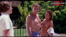 8. Jewel Shepard Topless near Pool – Mission: Killfast