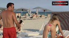 Vanessa Hessler Hot Bikini Scene – Natale A Miami