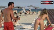6. Vanessa Hessler Hot Bikini Scene – Natale A Miami