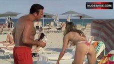 7. Vanessa Hessler Hot Bikini Scene – Natale A Miami