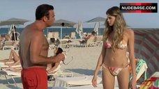 9. Vanessa Hessler Hot Bikini Scene – Natale A Miami