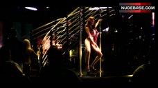 Agyness Deyn Sexy Pole Dance – Pusher